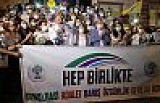 Hakkari'den Ankara'ya yürüyen HDP'liler Diyarbakır'a...