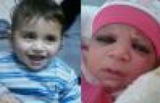 Hatay'da cinnet getiren anne 2 çocuğunu öldürdü...