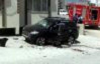 Hatay'da yaşanan patlamada ÖSO komutanı yaralandı