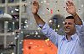 HDP Eş Genel Başkanı Demirtaş'tan Erdoğan'a açık...