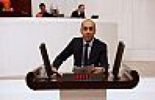 HDP'li Sait Dede, Bakan Soylu'ya Hakkari ve ilçelerinin...