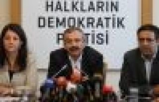 HDP Heyeti Önder: Süreç devam etmeli