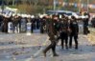 HDP, seçimlerde bölgede 20 bin polisin görevlendirilmesini...
