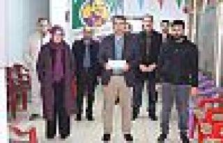 HDP Şemdinli ilçe başkanlığından 'evde kalın'...
