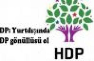 HDP: Yurtdışında HDP gönüllüsü ol