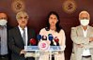 HDP'den Barışa Çağrı Deklarasyonu: Somut öneriler...