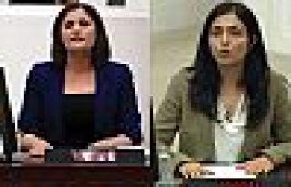 HDP'li 2 vekil hakkında fezleke hazırlandı