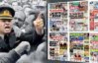 İktidara yakın 9 gazete Mehmet Alkan'ın isyanını...