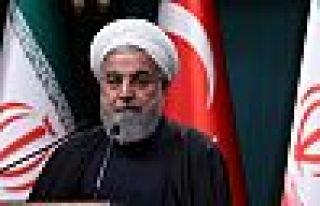 İran Cumhurbaşkanı Hasan Ruhani: İran en zorlu...