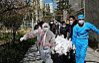 İran'da son 24 saatte 125 kişi öldü, ölü sayısı...