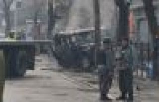 Kabil'de Türkiye Büyükelçiliği yakınında patlama:...