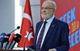Karamollaoğlu: Tweet'ten ceza verilecekse iktidarda...