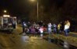 Kastamonu'da feci kaza: 4 ölü, 2 yaralı