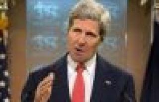 Kerry: Kobani'nin düşmesini engellemek stratejik...
