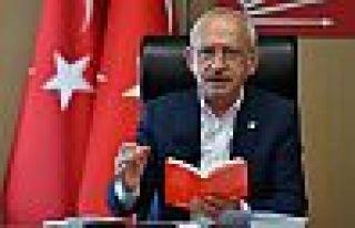 Kılıçdaroğlu: Vatandaşın derdi varken meclis...