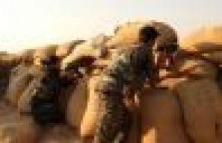Kobani ve Til Temir'de çatışmalar devam ediyor