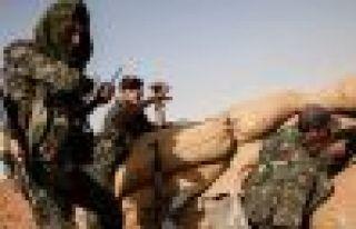 Kobani'de 5 köy daha YPG/YPJ kontrolünde