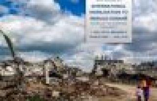 Kobani'nin inşası için uluslararası start verildi