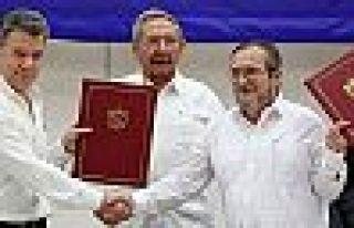 Kolombiya'daki barış anlaşmasının ana hatları