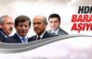 KONDA'nın anketi 'sızdı': HDP yüzde 11.5'le barajı...