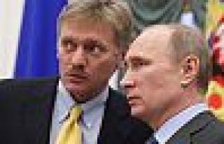 Kremlin: Suriye için dörtlü zirve gündemimizde...