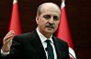 Kurtulmuş: İstanbul Sözleşmesi'nin imzalanması...