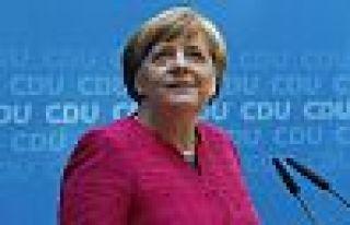 Merkel'den İncirlik'e alternatif
