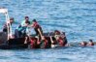 Mülteciler Akdeniz'de donarak yaşamını yitirdi