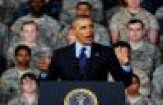 Obama IŞİD'e karşı askeri güç için yetki istedi