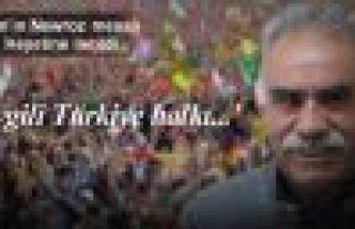 Öcalan'ın Newroz mesajı İmralı Heyetine iletildi