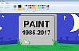 Paint artık kullanılmayacak