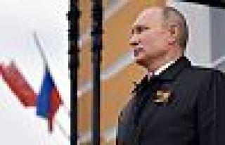 Putin: Karantina önlemleri 12 Mayıs'ta hafifletilecek