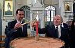 Putin'den Esad'a öneri: Trump'ı Şam'a davet edin,...