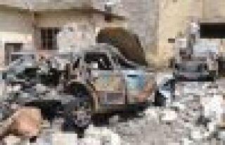 Qamişlo'da intihar saldırısı!