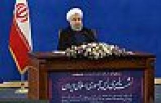 Ruhani: Füze denemesi için ABD'den izin alacak değiliz