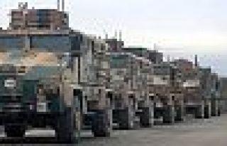 Rusya: Türk birliklerinin olduğu yere saldırı...