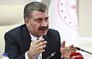 Sağlık Bakanı Koca: '76 kişi daha korona virüsünden...