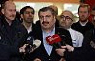 Sağlık Bakanı Fahrettin Koca: Koronavirüsüne...