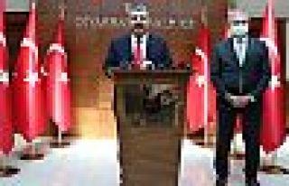 Sağlık Bakanı Koca Diyarbakır'da: 'Vaka oranında...
