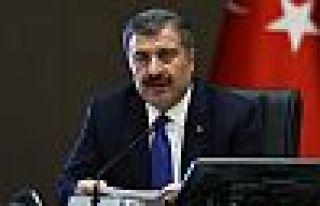 Sağlık Bakanı Koca: Savaşa kaldığımız yerden...