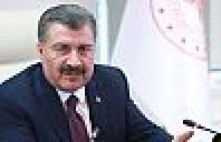 Sağlık Bakanı Koca: Virüsün Türkiye'de olma...