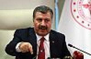 Sağlık Bakanı: Virüs bulaşan kişi sayısı arttı