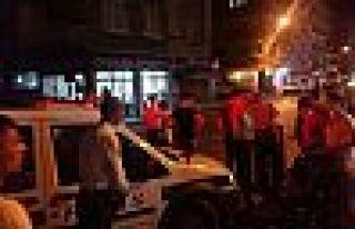 Samsun'da silahlı kavga: 3 ölü, 1 yaralı