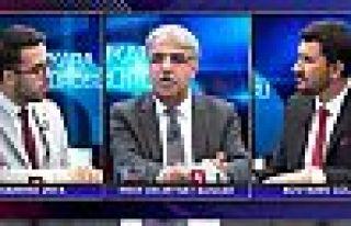 Sancar: PKK ile hiçbir ilişkimiz yok, o kadar net...