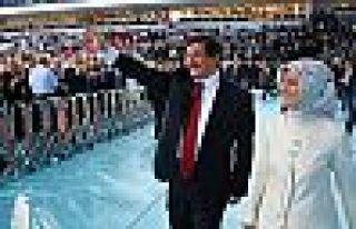 Sare Davutoğlu: Kurucuları ben de ilk kez gördüm