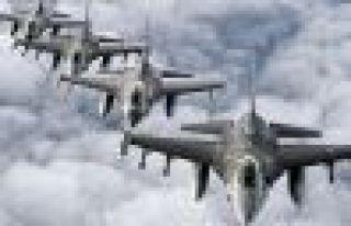 Savaş uçakları Kandil'i bombaladı
