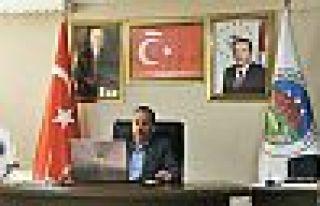 Şemdinli Belediye Başkanı Tahir Saklı'dan bayram...