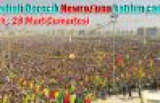 Şemdinli Derecik Newroz'una katılım çağrısı
