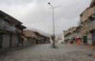 Kürdistan'da kepenkler açılmadı, protestolar sürüyor