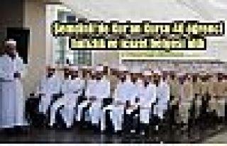 Şemdinli'de Kur'an Kursu 40 öğrenci hafızlık...